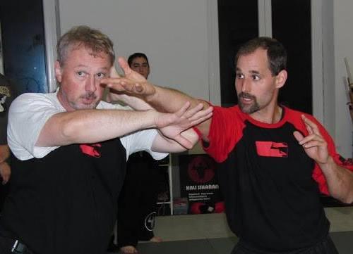 Punong Guro Jeff Espinous am 12. Oktober 2010