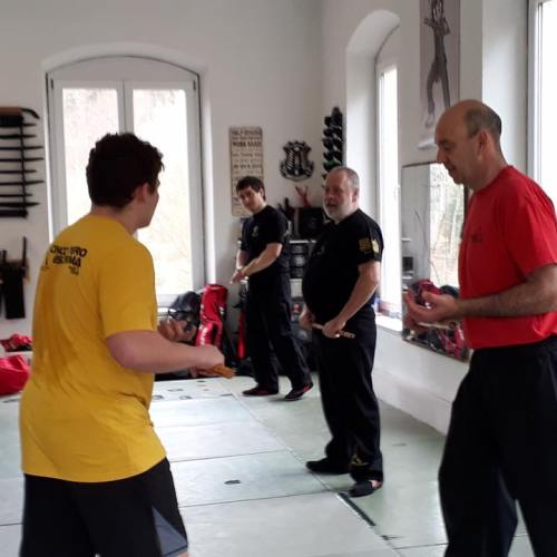 Charles Goossens RoninZ | Filipino Martial Arts Eastercamp 31.03. - 01.04.2018