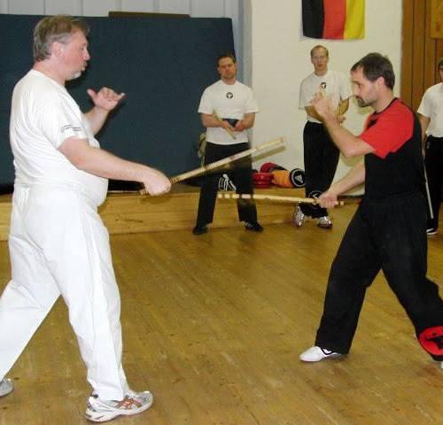 Punong Guro Jeff Espinous am 05.01.2010 in Ravensburg