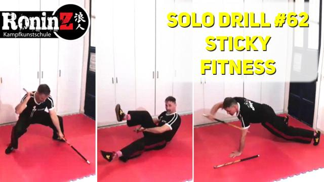 Solo Drill 62 Sticky Fitness