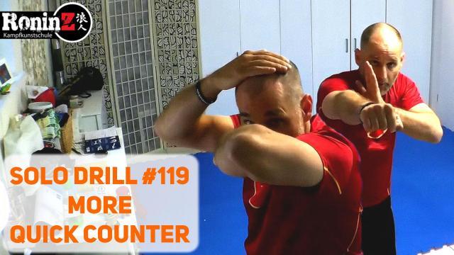 Solo Drill 119 more Quick Counter
