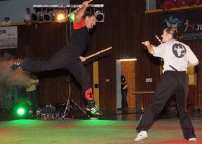 40 Jahre Ju-Jutsu Lehrgang und Show 19.-20.09.2009 in Schwäbisch Hall