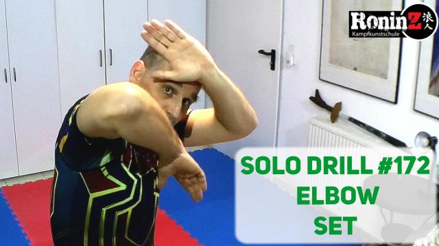Solo Drill 172 Elbow Set