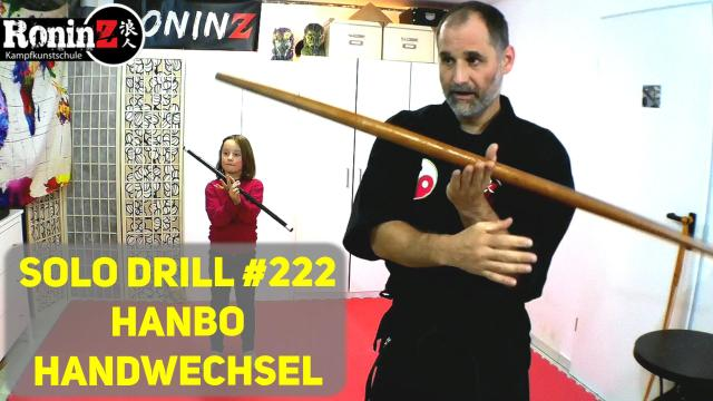 Solo Drill 222 Hanbo Handwechsel