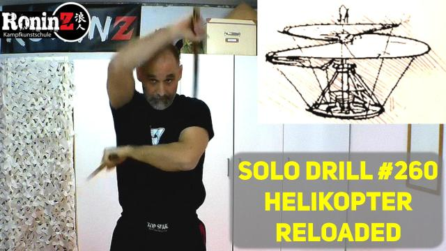 Solo Drill 260 Helokopter Reloaded