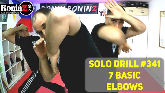 Solo Drill 341 7 Basic Elbows