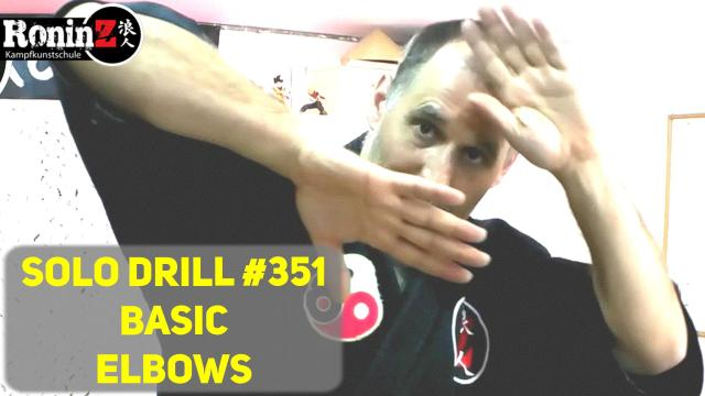 Solo Drill 351 Basic Elbows