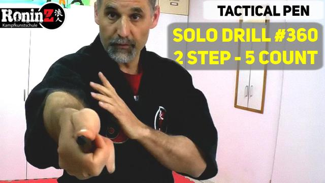Solo Drill 360 2 Step - 5 Count