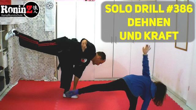 Solo Drill 386 Dehnen und Kraft