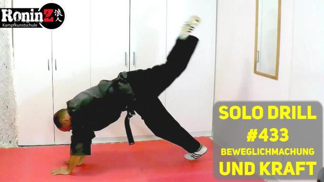 Solo Drill #433 Beweglichmachung und Kraft