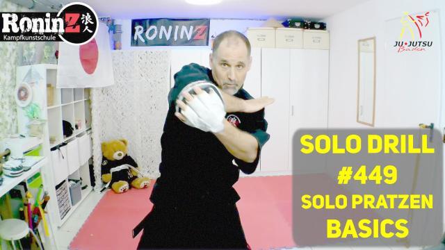 Solo Drill #449 Solo Pratzen Basics