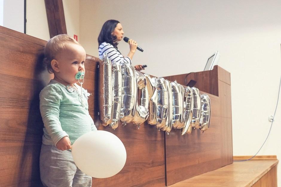 Pigułka cennej wiedzy, bliskość i chusty – relacja z najfajniejszej imprezy dla rodzin z dziećmi