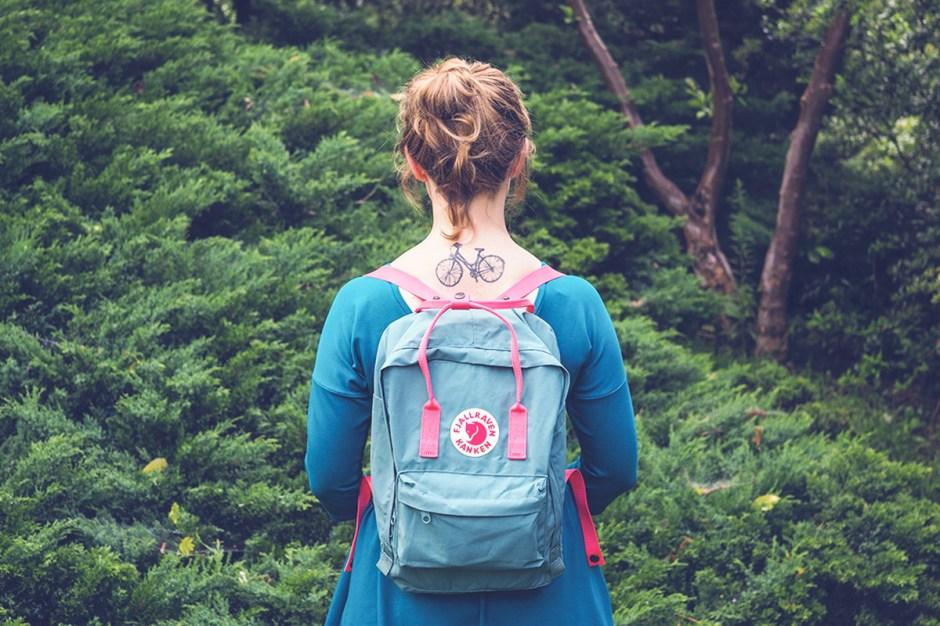 Wybierz sobie wymarzony plecak! Letni KONKURS z Fjällräven Kånken