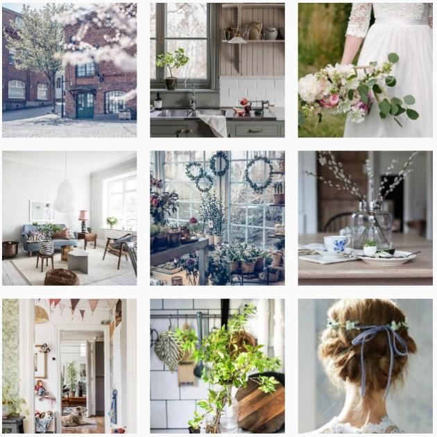 instagram scandinavian design