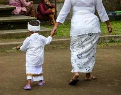 Growing up near Ubud, Bali