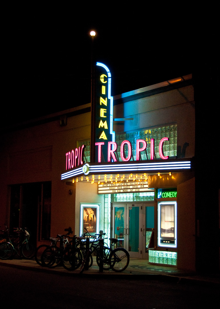 The Tropic Theater, Key West, FL