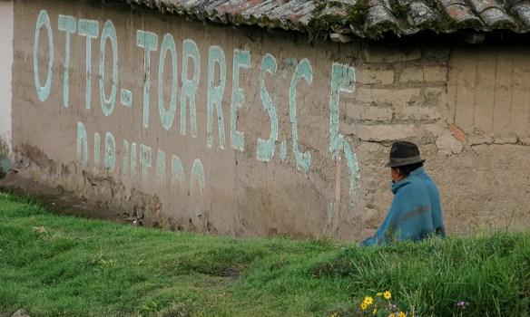 Near Zuleta, Ecuador