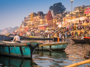 Early Morning Varanasi, India