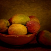 Still Life: Mangoes