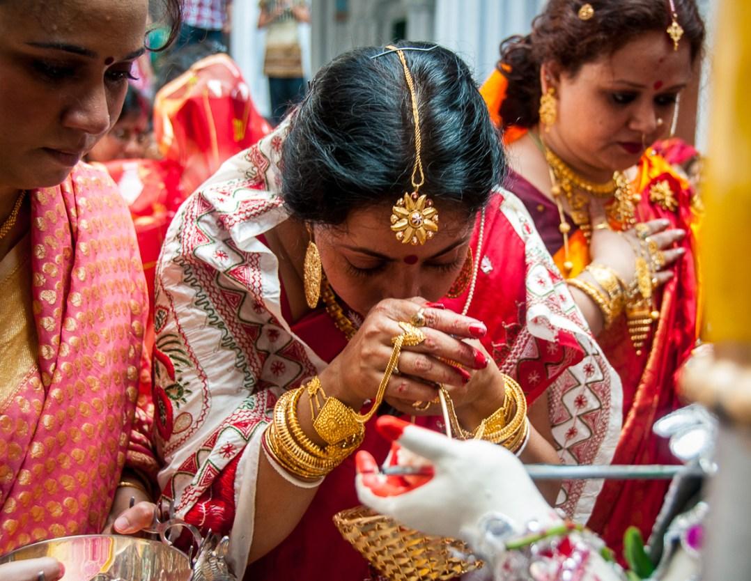Durga Puja, Calcutta, India