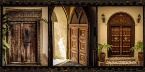 The Doors of Zanzibar