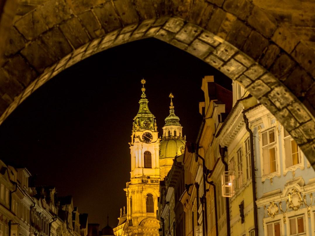 Prague After Dark