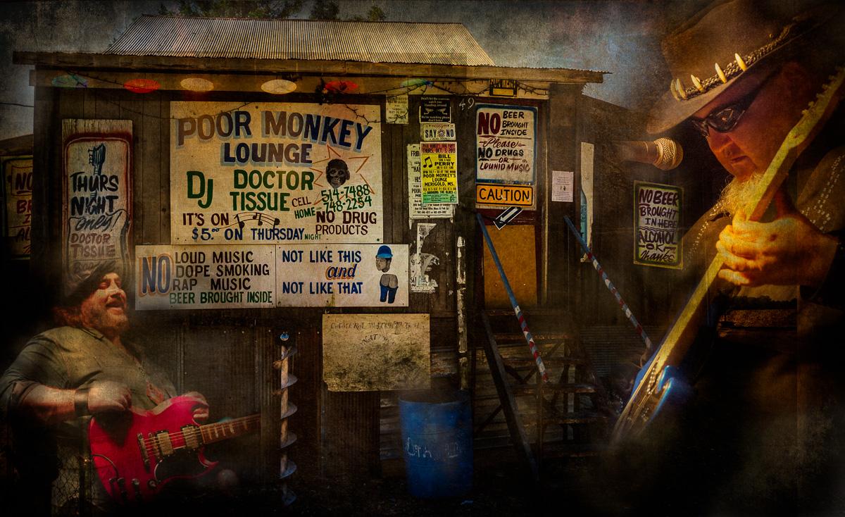 poor-monkey-lounge, Mississippi