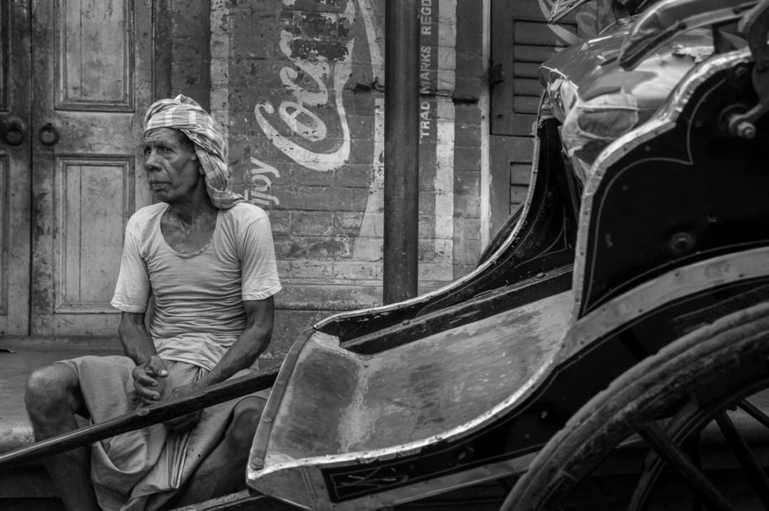 Rickshaw Wallahs