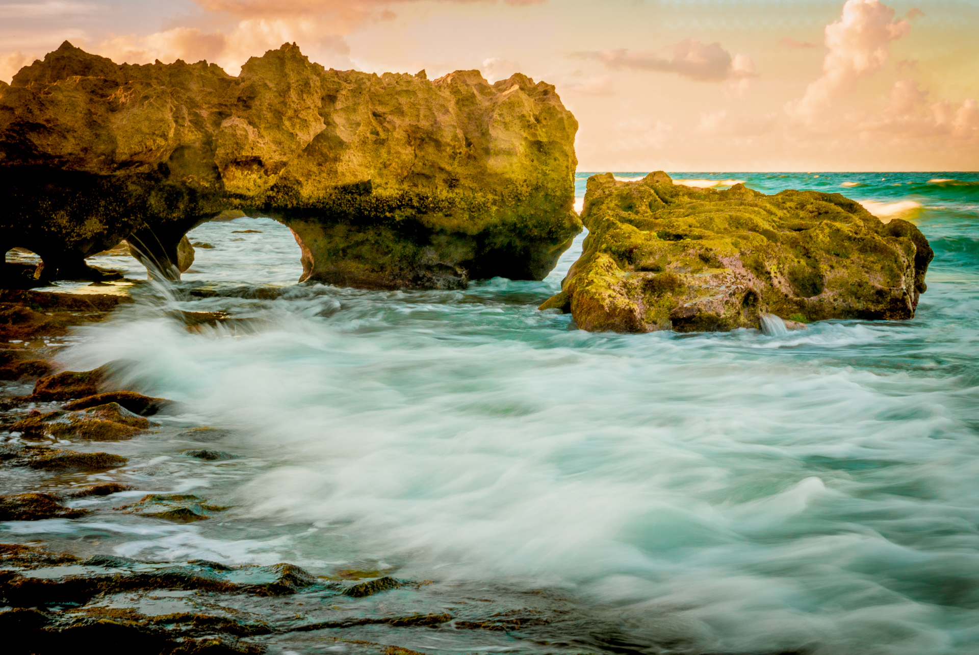 Blowing Rocks Preserve, Jupiter, FL