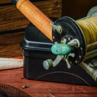 My Father's Fishing Rod | Still Life