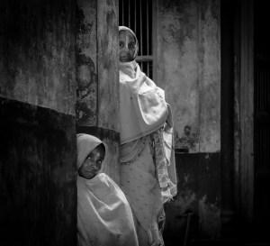 Widows of Vrindivan, India