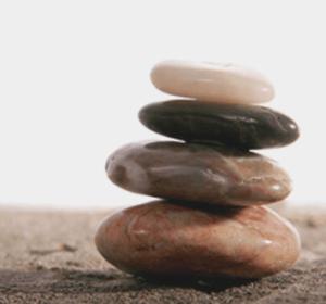 rocks meditation ron miller