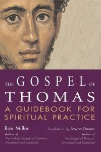 gospel of thomas - ron miller