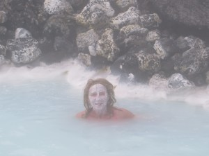 Mare in Blue Lagoon