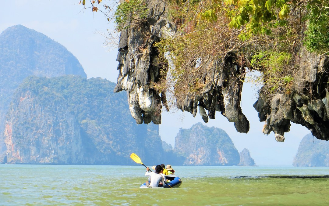 THAILAND ISLANDS:  KO LANTA AND PHUKET