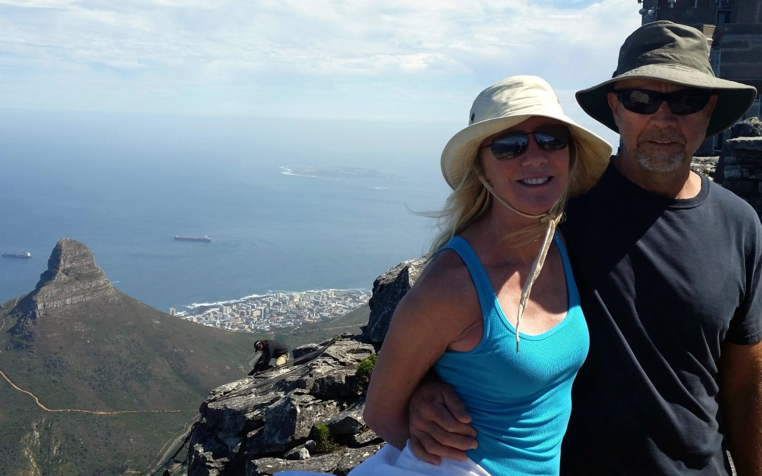 CAPE TOWN, SOUTH AFRICA:  First Impressions