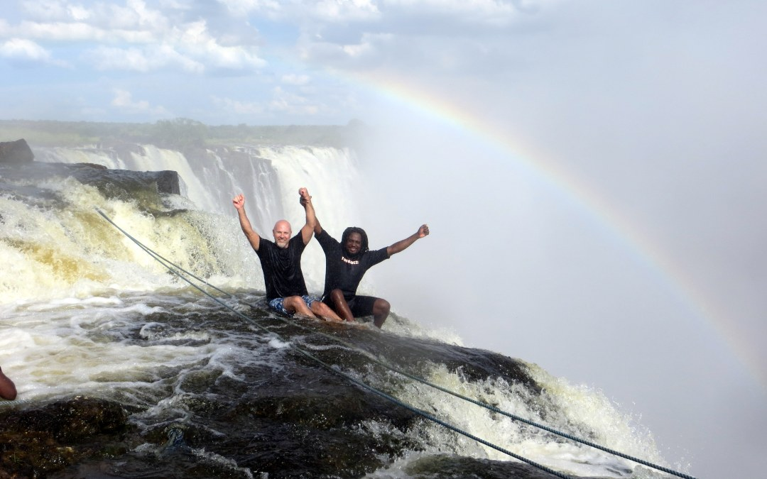 Traveling to Victoria Falls:  Zambia and Zimbabwe