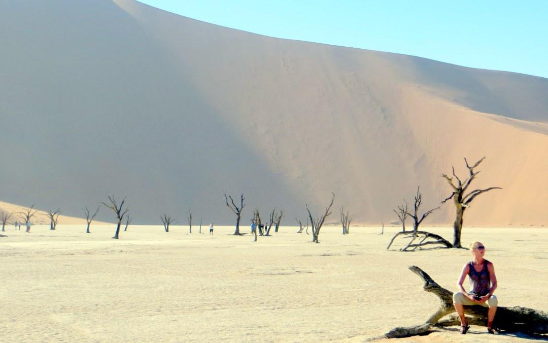 Never-Ending Namibia