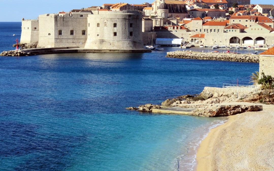 Next Stop:  Dubrovnik, Croatia
