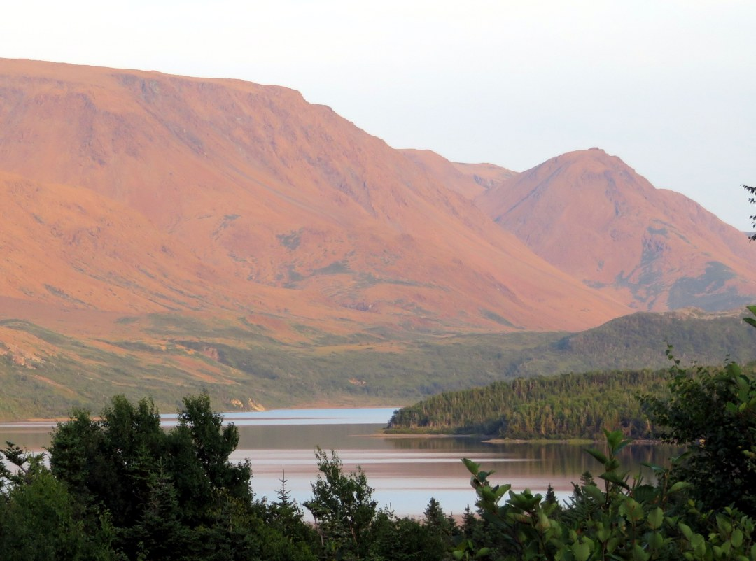 Tableland campsite