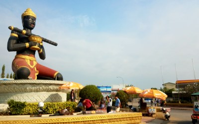 Bada Bing Bada Boom, Bats & More in Battambang