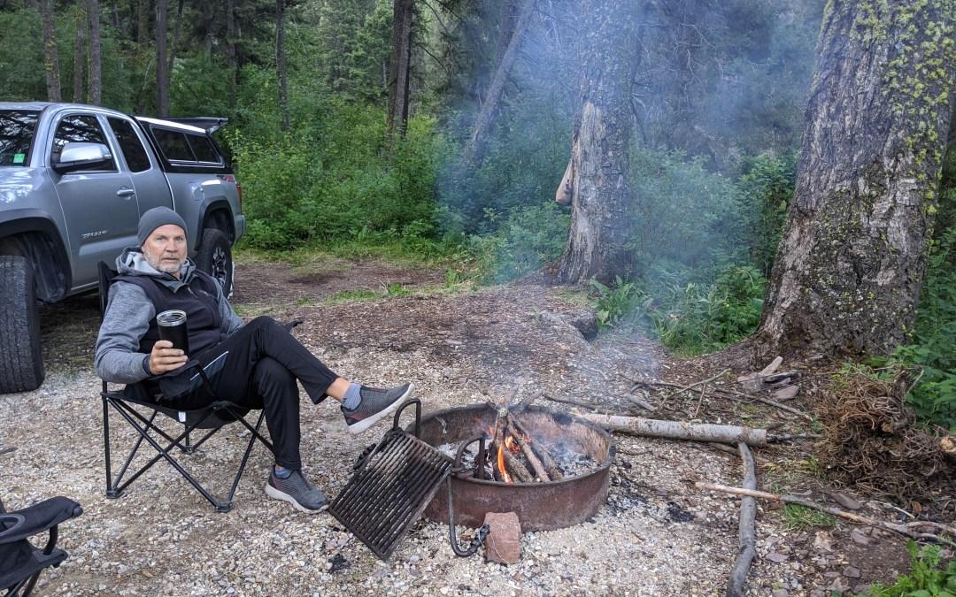 Camping and Glamping Montana