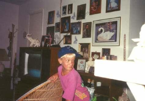 Ian as a Little Guy