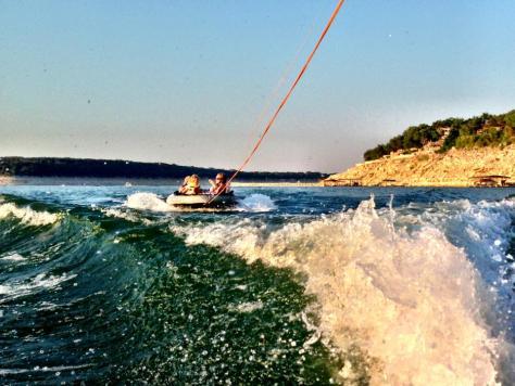 Sawyer Boat