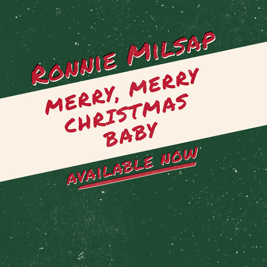 Ronnie Milsap Merry Christmas Baby