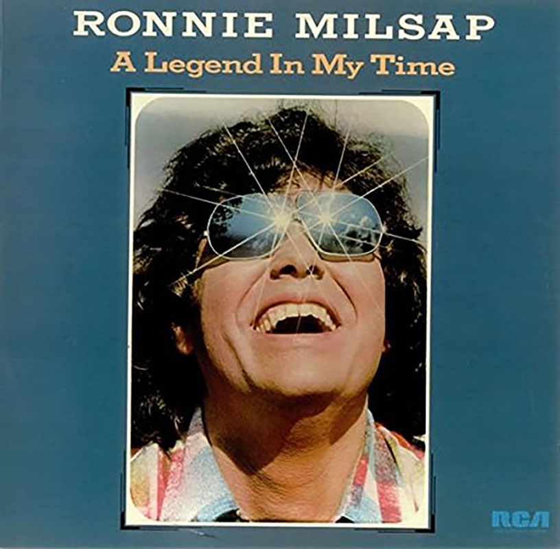 Ronnie Milsap A Legend In My Time