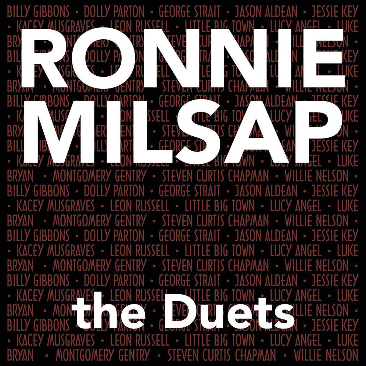 Ronnie Milsap Duets