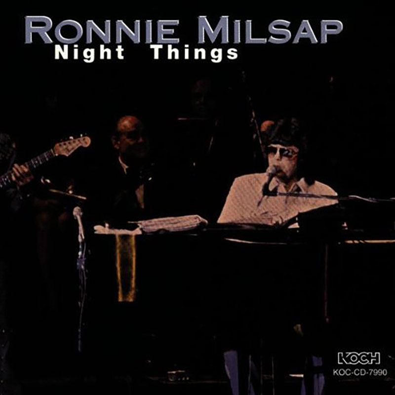 Ronnie Milsap Night Things