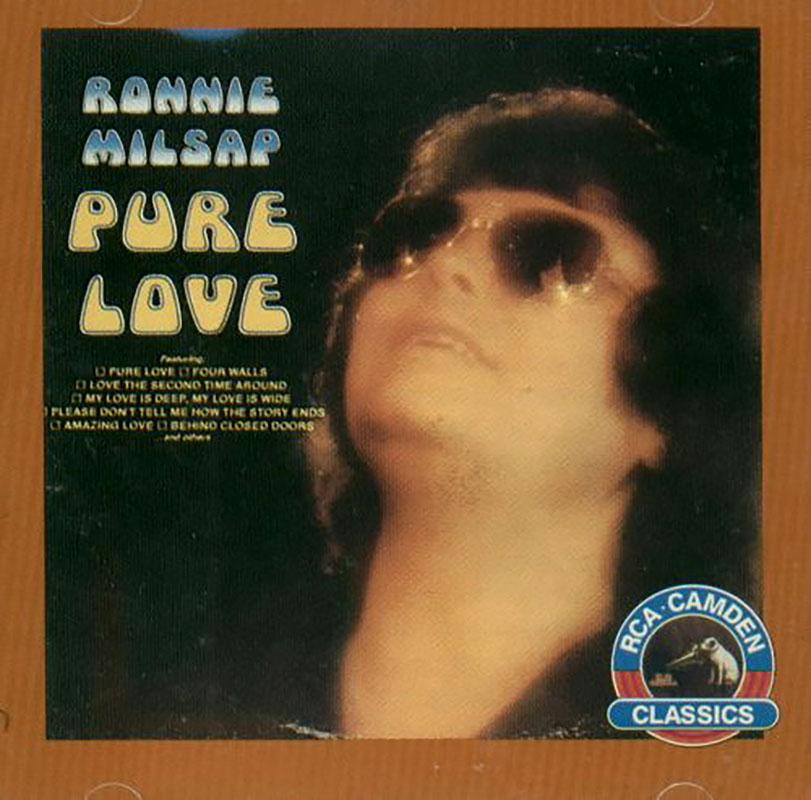 Ronnie Milsap Pure Love