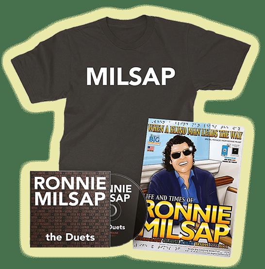 Ronnie Milsap Merch